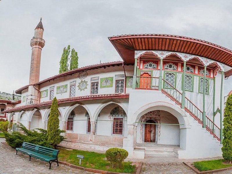 ханский дворец фотообои лютецией стала